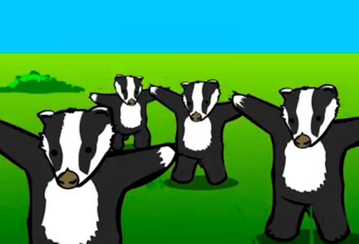 Badgers Badgers meme